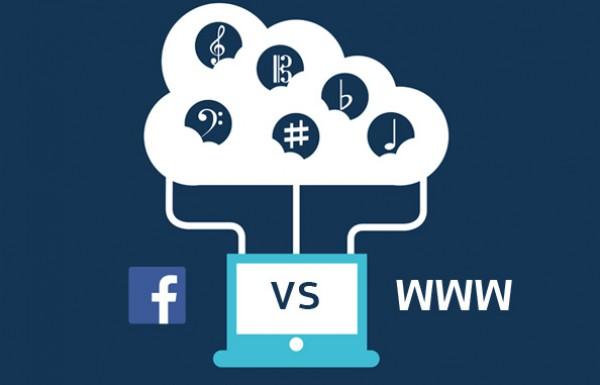 למה אתם צריכים אתר ולא רק עמוד פייסבוק?